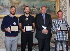 RI_Premiazione bagnini a Trieste