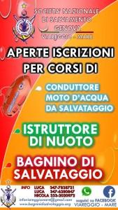 Rescue Italia_SNS Viareggio