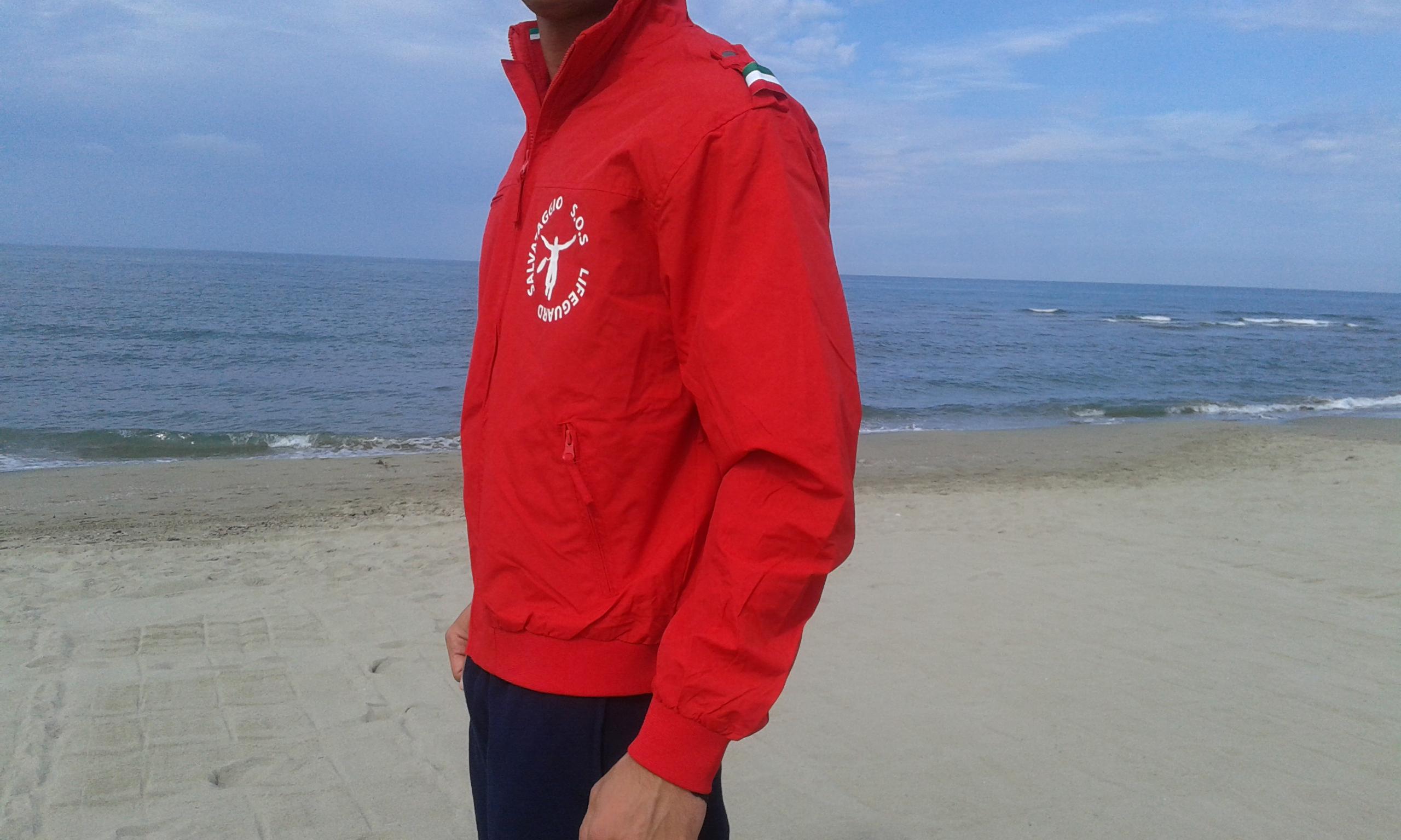 3eac3e39641f22 Giacca per il bagnino di salvataggio - Rescue Italia.it