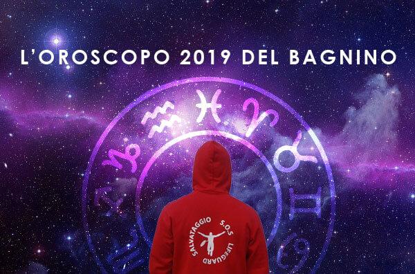 a3fec1deb8c4ef Che 2019 sarà? L'oroscopo del bagnino di salvataggio - Rescue Italia.it